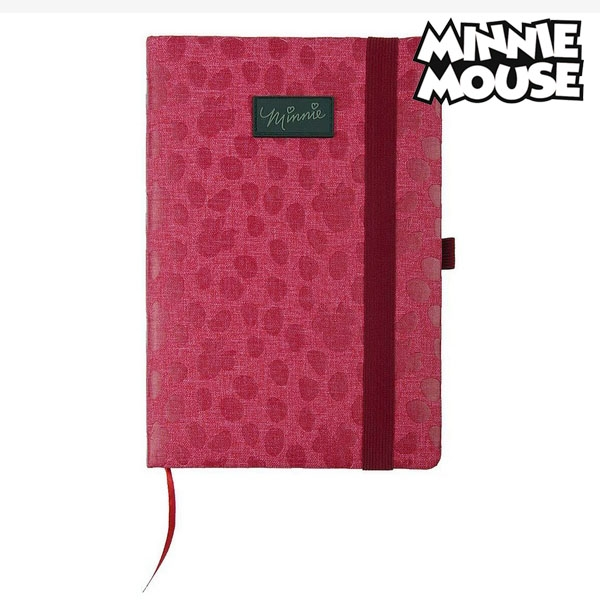 Cuaderno Minnie Mouse  (1 Ud)